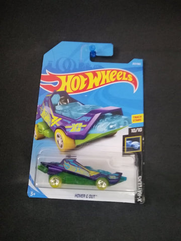 Hover & Out Hot Wheels