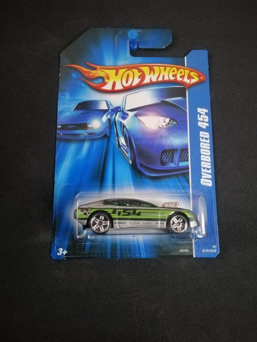 Overbored 454 Hot Wheels