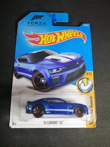 16 Camaro SS Forza Hot Wheels