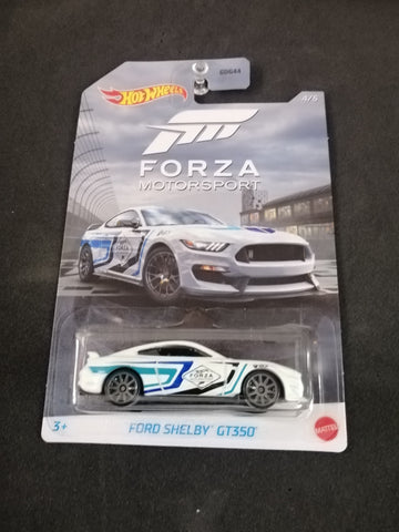 Ford Shelby GT350 Forza Motorsport Series Hot Wheels