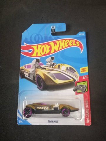 Twin Mill Treasure Hunt Hot Wheels