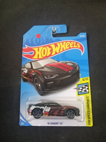 16 Camaro SS Hot Wheels