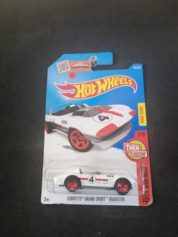 Corvette Grand Sport Roadster  Hot Wheels