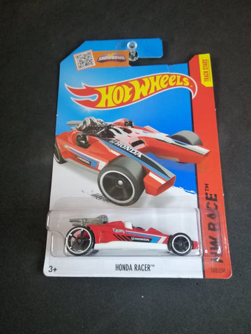 Honda Racer Hot Wheels