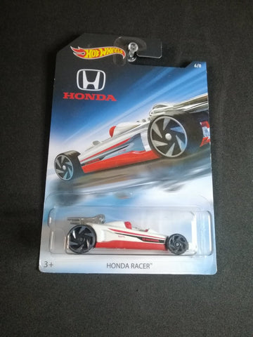 Honda Racer Honda Series Hot Wheels