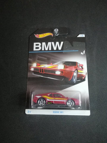 BMW M1 - BMW Series Hot Wheels