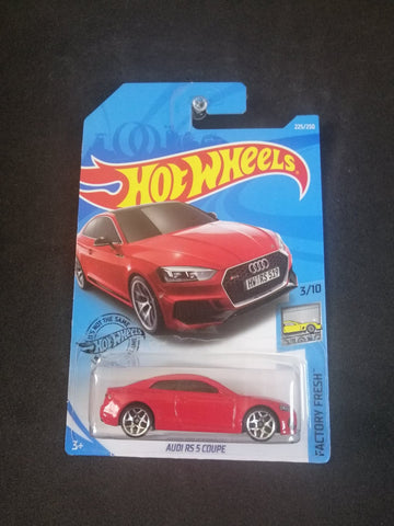 Audi RS 5 Coupe Hot Wheels
