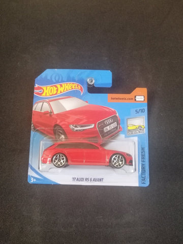 17 Audi RS 6 Avant Hot Wheels