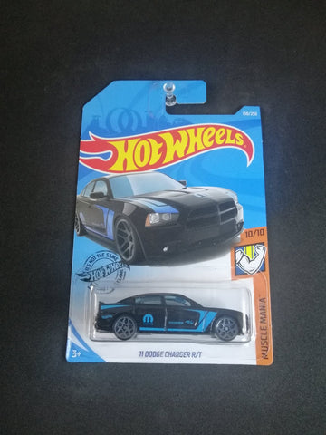 11 Dodge Charger R/T Hot Wheels