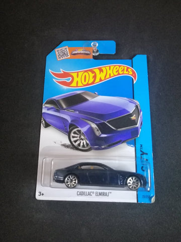 Cadillac Elmiraj Hot Wheels