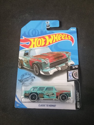 Classic 55 Nomad Hot Wheels