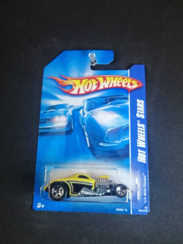 1/4 Mile Coupe Hot Wheels