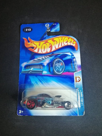 1/4 Mile Coupe Spider Webs Hot Wheels