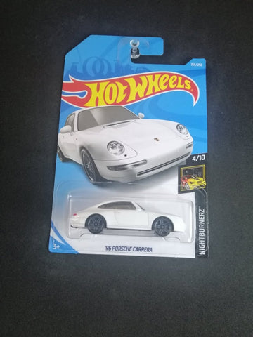 96 Porsche Carrera Hot Wheels