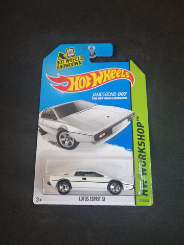 Lotus Esprit S1 Hot Wheels