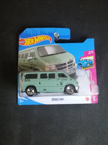 Dodge Van Hot Wheels