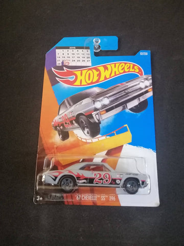 97 Chevelle SS 396 Hot Wheels