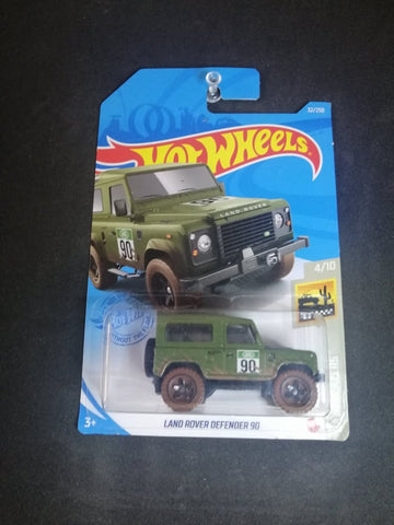 Land Rover Defender 90 Hot Wheels