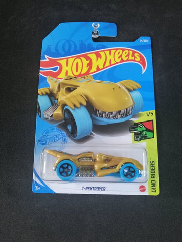 T-Rextroyer Hot Wheels
