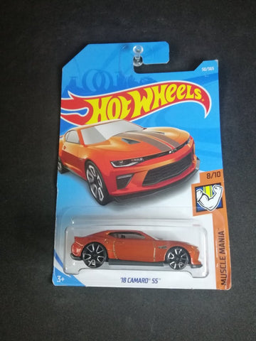 18 Camaro SS Hot Wheels