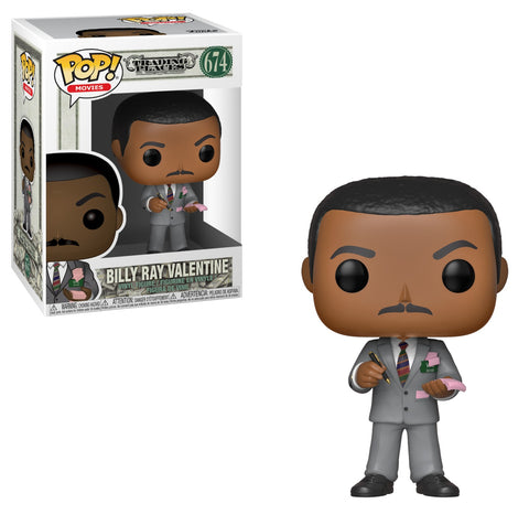 Billy Ray Valentine Funko Pop Vinyl
