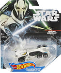 General Grievous Character Car Star Wars Hot Wheels - Collectibles_City