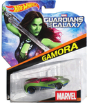 Gamora Guardians of the Galaxy Character Car Marvel Hot Wheels - Collectibles_City