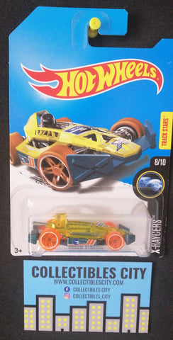 Arrow Dynamic Treasure Hunt Hot Wheels - Collectibles_City