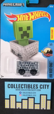 Minecart Hot Wheels - Collectibles_City