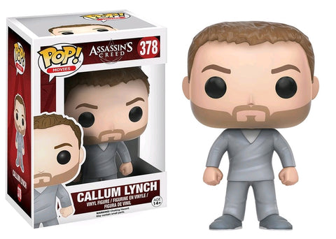 Callum Lynch Funko Pop Vinyl