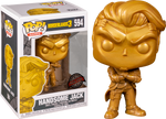 Handsome Jack Gold Funko Pop Vinyl