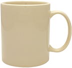 77000: 11 oz. Ceramic Coffee Mug