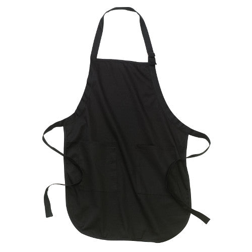 A500  Port Authority® Full-Length Apron with Pockets