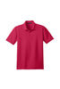 K510 Port Authority Stain Resistant Polo, 5.6-ounce, 60/40 cotton/poly pique