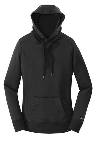 LNEA500 New Era Ladies French Terry Pullover Hoodie