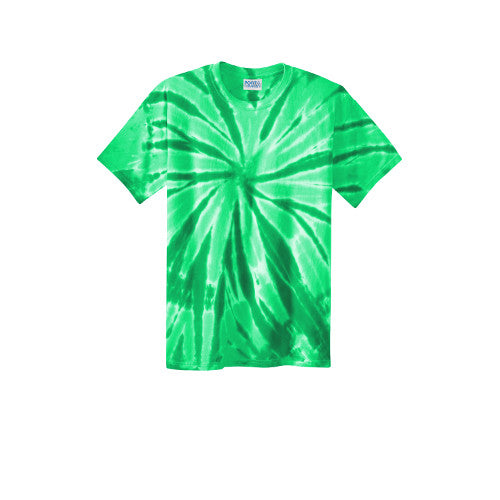 PC147 Port & Company® - Tie-Dye Tee Standard (single) Colors
