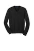 SW285 Port Authority V-Neck Sweater
