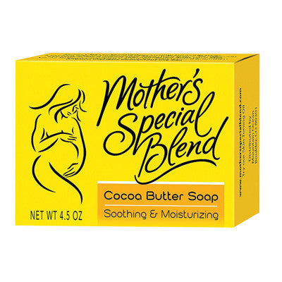 Mountain Ocean Mother's Special Blend Soap - 4.5 oz