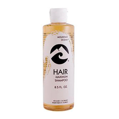 Mountain Ocean Hair Maximum Shampoo - 8.5 fl oz