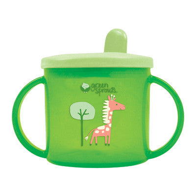 Green Sprouts No Spill Sippy Cup - Green