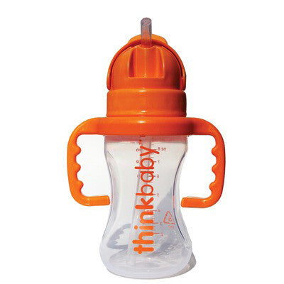 Thinkbaby Thinkster Straw Bottle - 9 oz