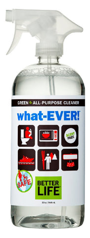 what-EVER! All-purpose Cleaner, Scent Free, 32 oz.