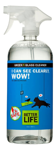 I Can See Clearly WOW! Window/Glass Cleaner, 32 oz.