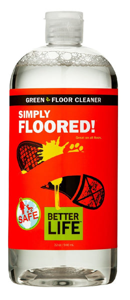 Simply Floored! Ready-to-Use Floor Cleaner, 32 oz.