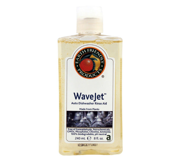 Wave Jet Rinse Aid Dish Liquid, 8 oz.