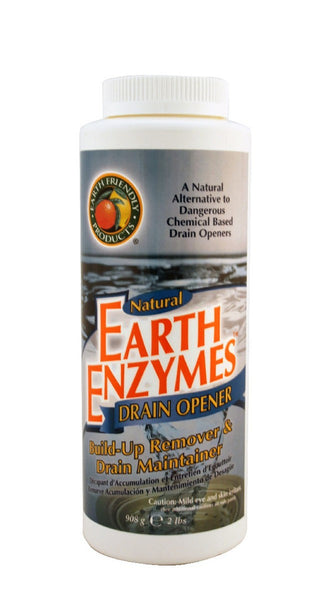 Earth Enzymes, Drain Maintenance, 2 lb.