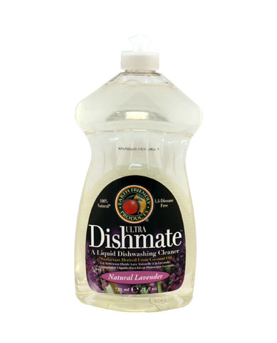 Dishmate Dish Liquid,  Lavender, 25 oz.
