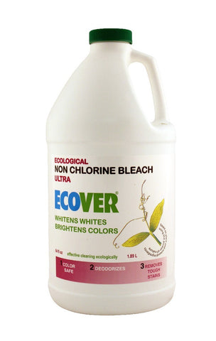 Ecological Laundry Non Chlorine Bleach Liquid, 64 oz.