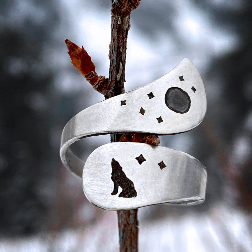 Howl Adjustable Ring, [variant_title], daphne lorna