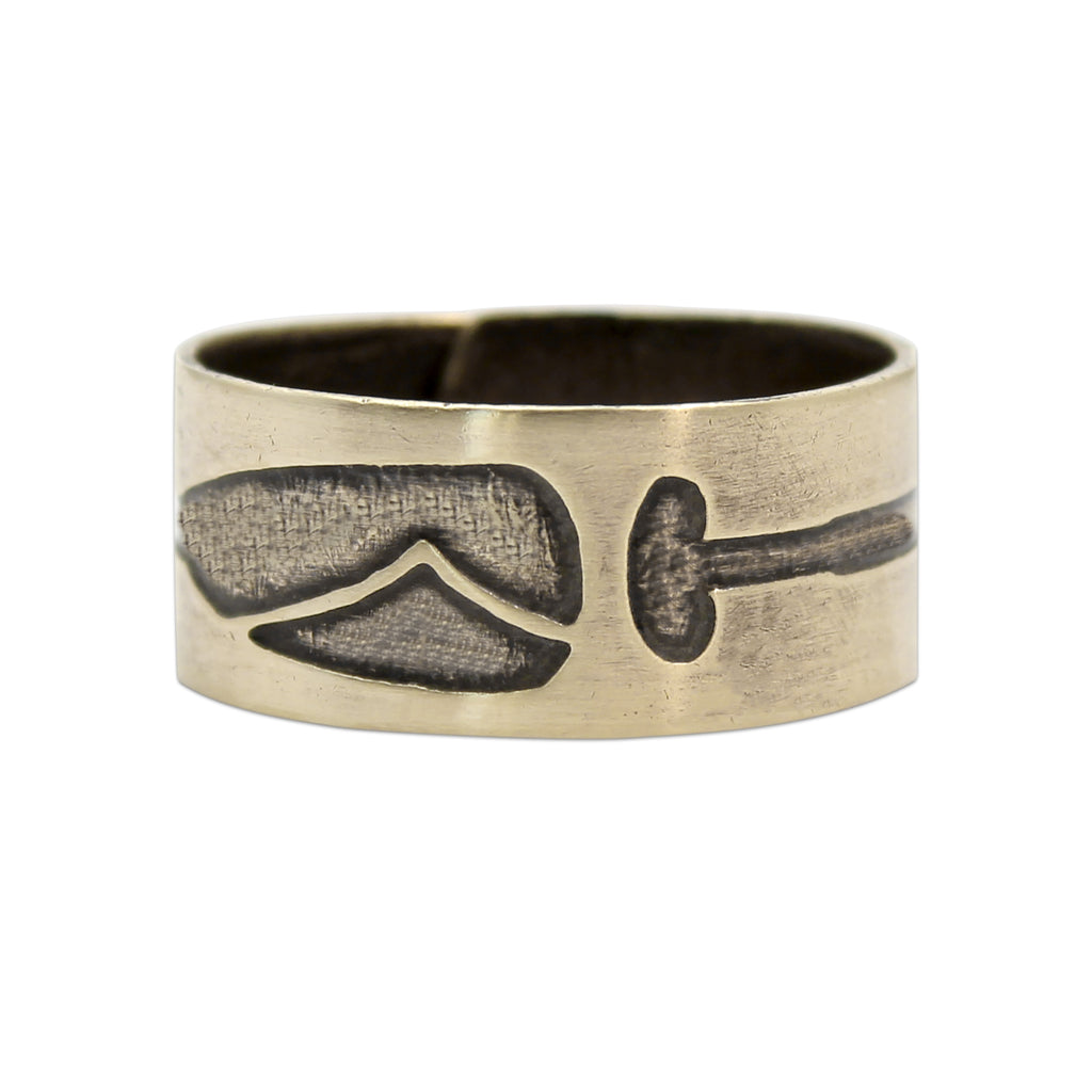 Upstream Adjustable Ring, [variant_title], daphne lorna